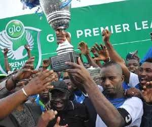 Enyimba F.C Of Aba Collect N30m For Winning The Nigerian League